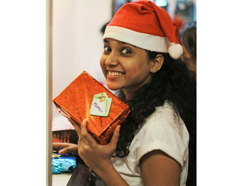Christmas Celebration at Collateral the Storytellers