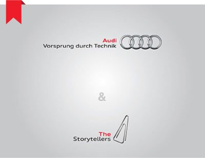 Collateral - Advertising agency for Audi