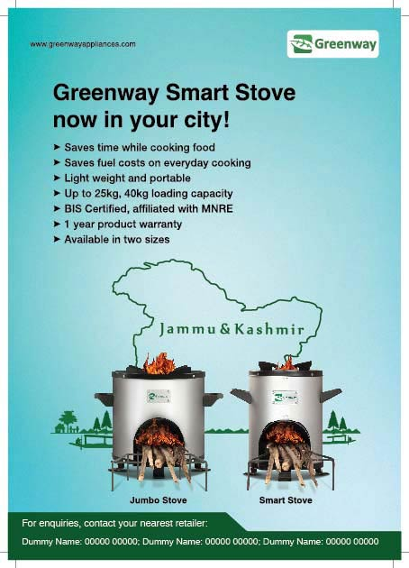 Greenway launch creative ad agency